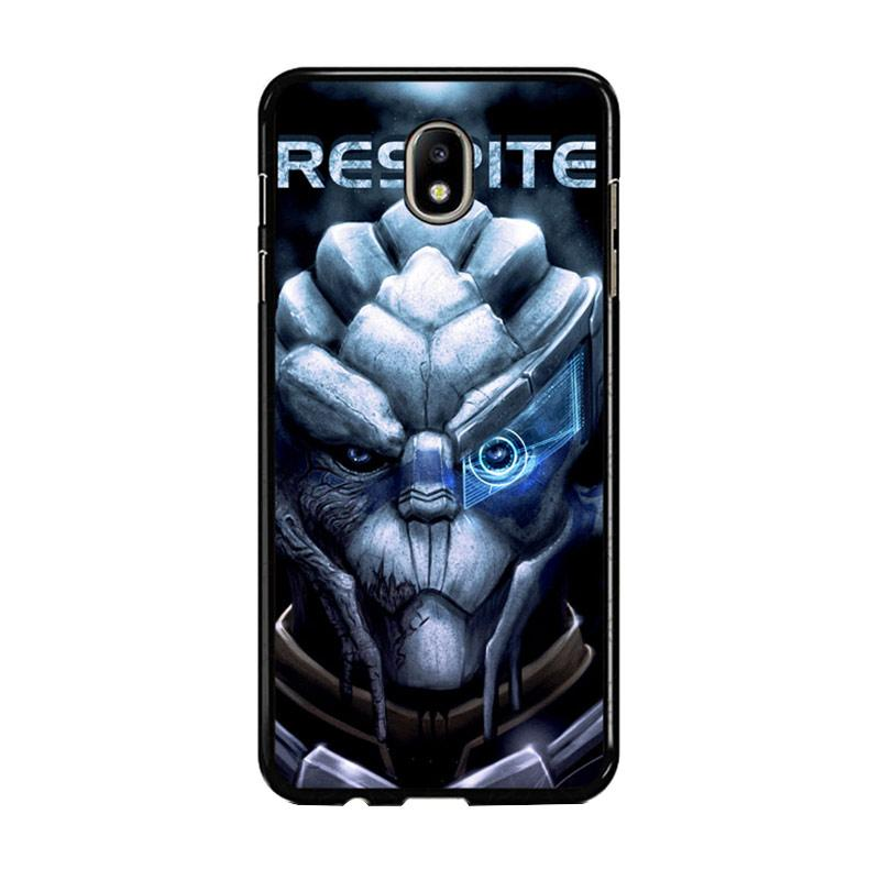 Flazzstore Mass Effect 3 Garrus Z0384 Custom Casing for Samsung Galaxy J7 Pro 2017
