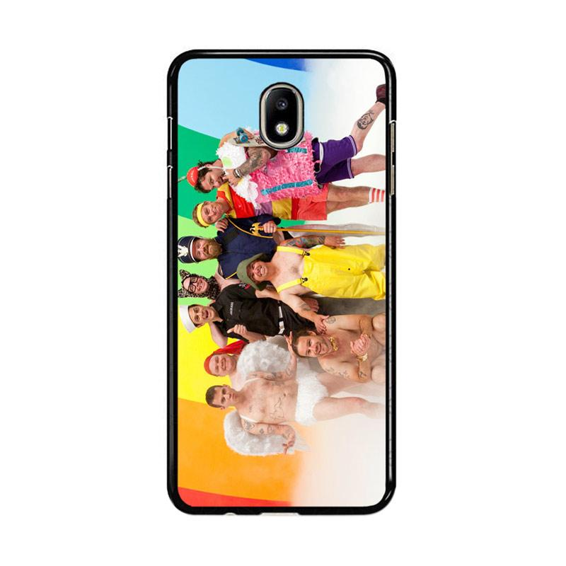 Flazzstore Jackass Crew Z1071 Custom Casing for Samsung Galaxy J5 Pro 2017