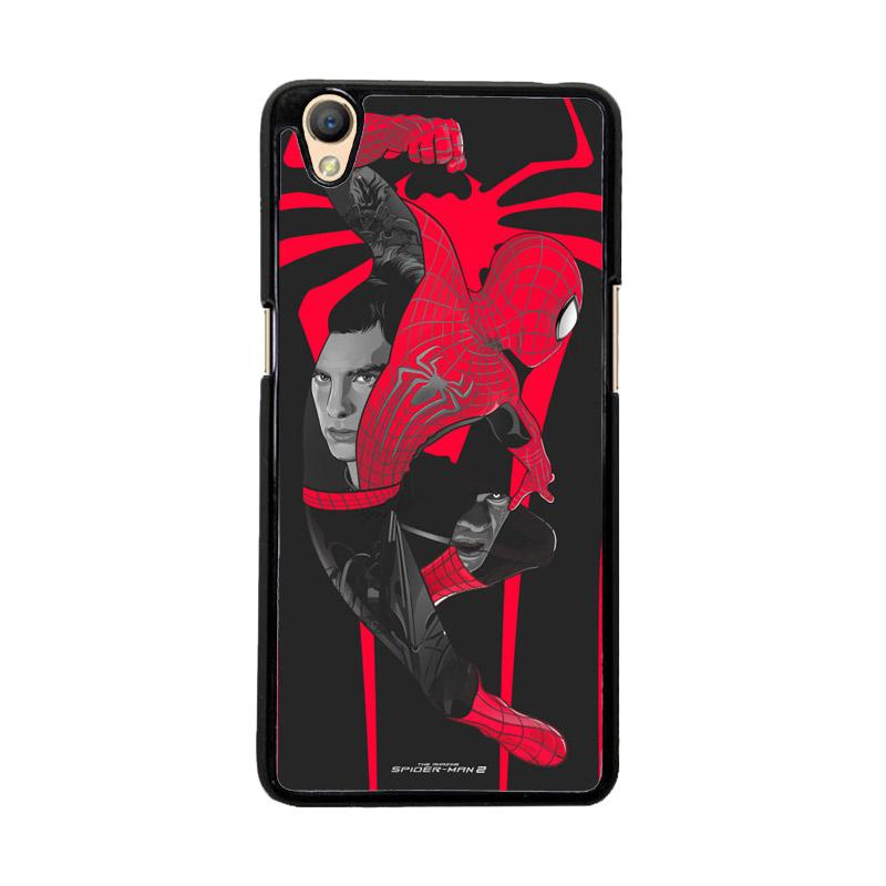 Flazzstore Spider-Man 2 O0288 Custom Casing for Oppo Neo 9 A37