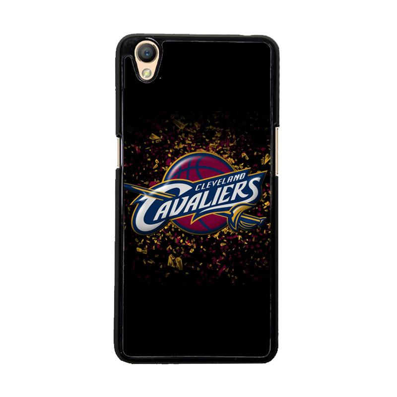 Flazzstore Cleveland Cavaliers Logo O0712 Custom Casing for Oppo Neo 9 A37