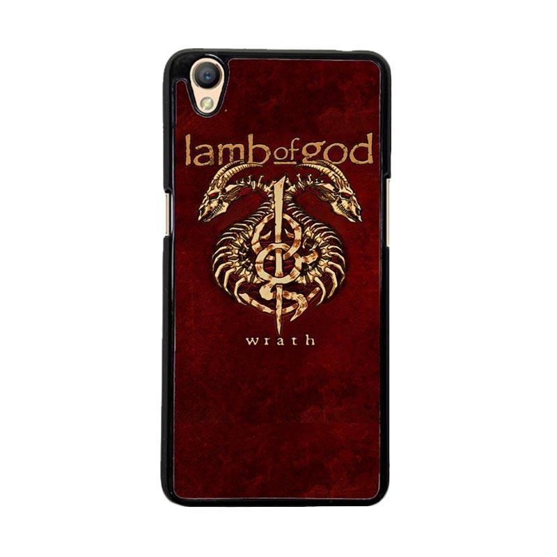 Flazzstore Lamb Of God Metal Band F0192 Custom Casing for Oppo Neo 9 A37