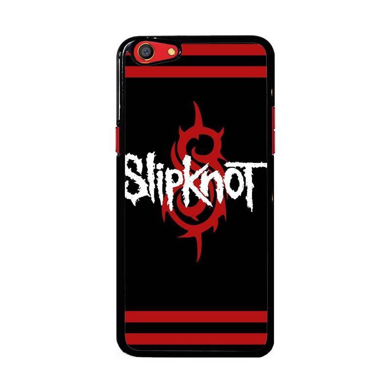 Flazzstore Slipknot Rock Band Z0370 Custom Casing for Oppo F3
