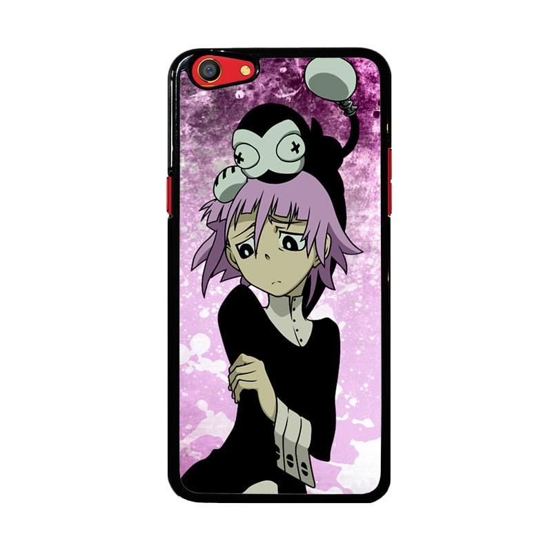 Flazzstore Soul Eater Crona Z1437 Costum Casing for Oppo F3