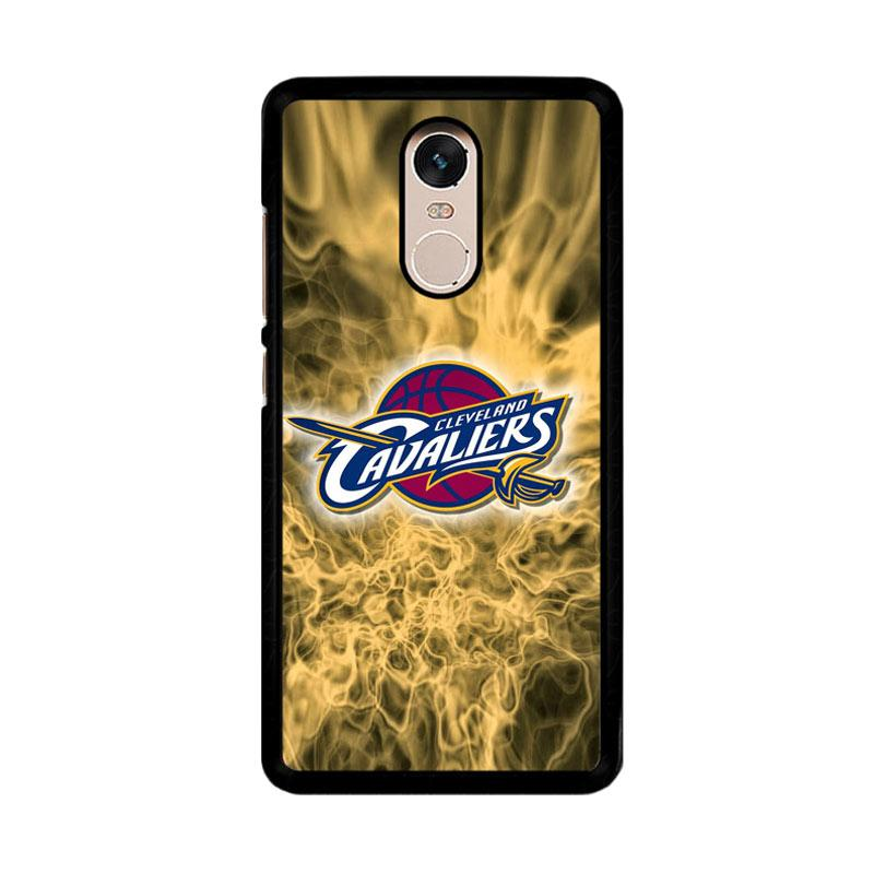 Flazzstore Cleveland Cavaliers 2015 O0719 Custom Casing for Xiaomi Redmi Note 4 or Note 4X Snapdragon Mediatek