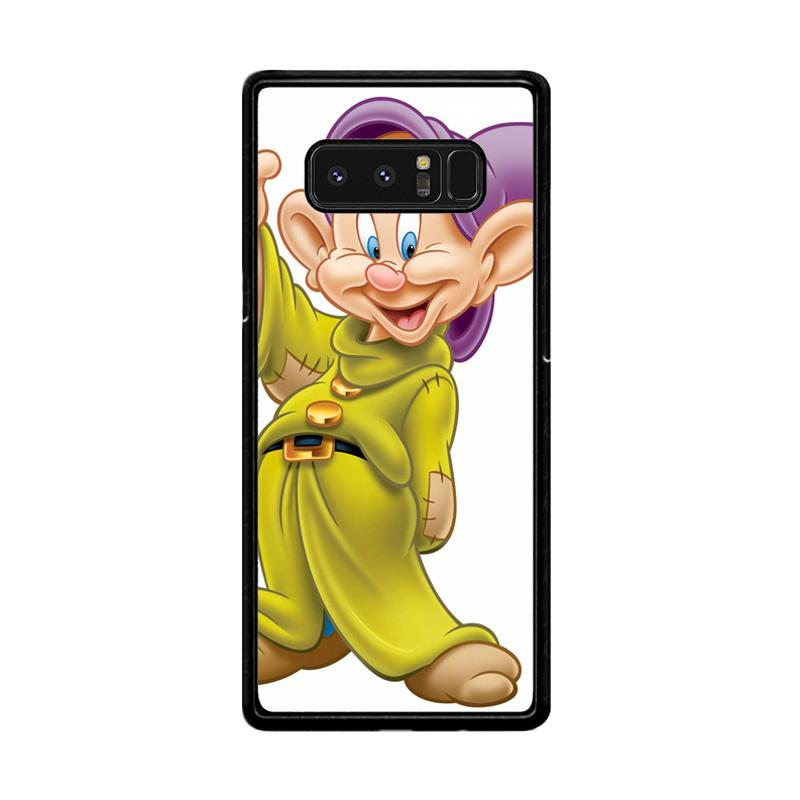 Flazzstore Disney Snow White 7 Dwarf Dopey Z0704 Custom Casing for Samsung Galaxy Note 8