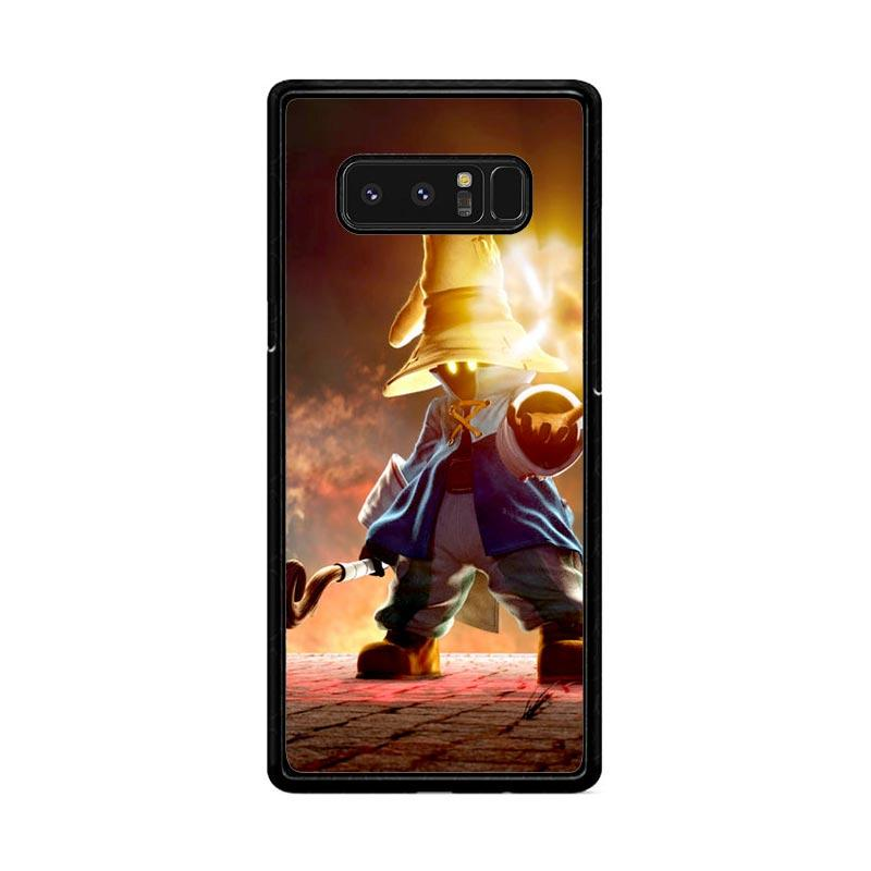 Flazzstore Vivi Final Fantasy Ix Character F0808 Custom Casing for Samsung Galaxy Note8