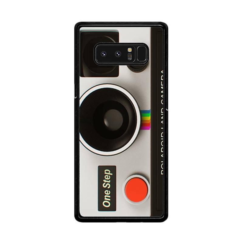 Flazzstore Vintage Polaroid Camera Z0076 Custom Casing for Samsung Galaxy Note8