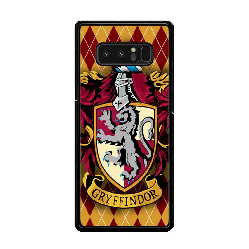 Flazzstore Harry Potter Quotes Gryffindor Z0193 Custom Casing for Samsung Galaxy Note8