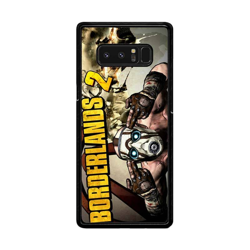 Flazzstore Borderlands 2 Video Game Z1191 Custom Casing for Samsung Galaxy Note8