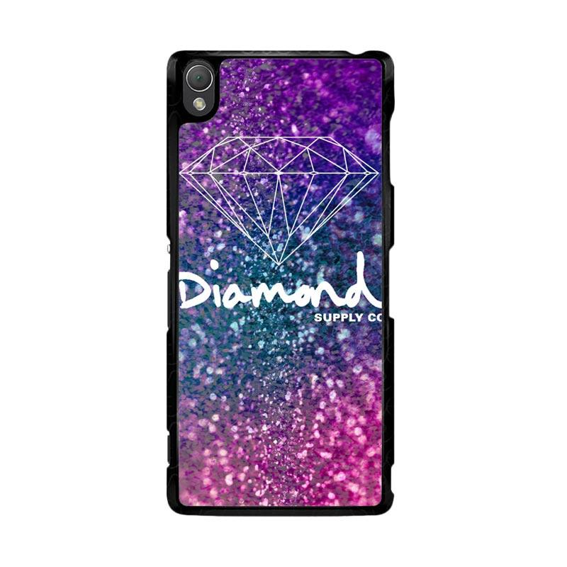 Flazzstore Glitter Diamond Supply Co Z0290 Custom Casing for Sony Xperia Z3