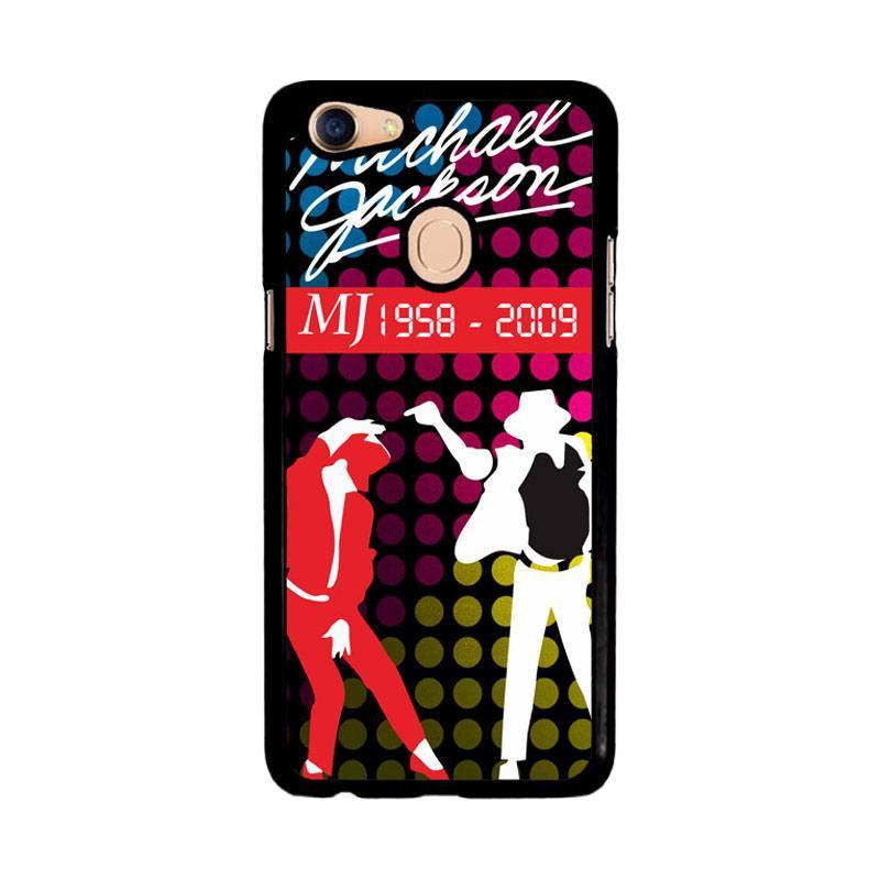 Flazzstore Michael Jackson Z2468 Custom Casing for Oppo F5