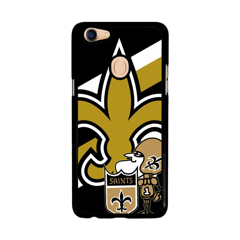 Flazzstore New Orleans Saints Z3024 Custom Casing for Oppo F5