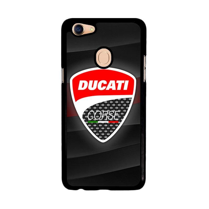 Flazzstore Ducati Corse Logo Z3276 Custom Casing for Oppo F5