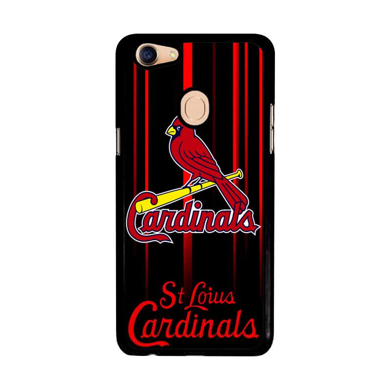 Flazzstore St. Louis Cardinals Logo Z3317 Custom Casing for Oppo F5
