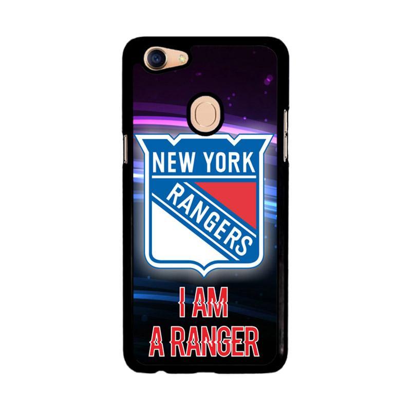 Flazzstore New York Rangers Z3319 Costum Casing for Oppo F5
