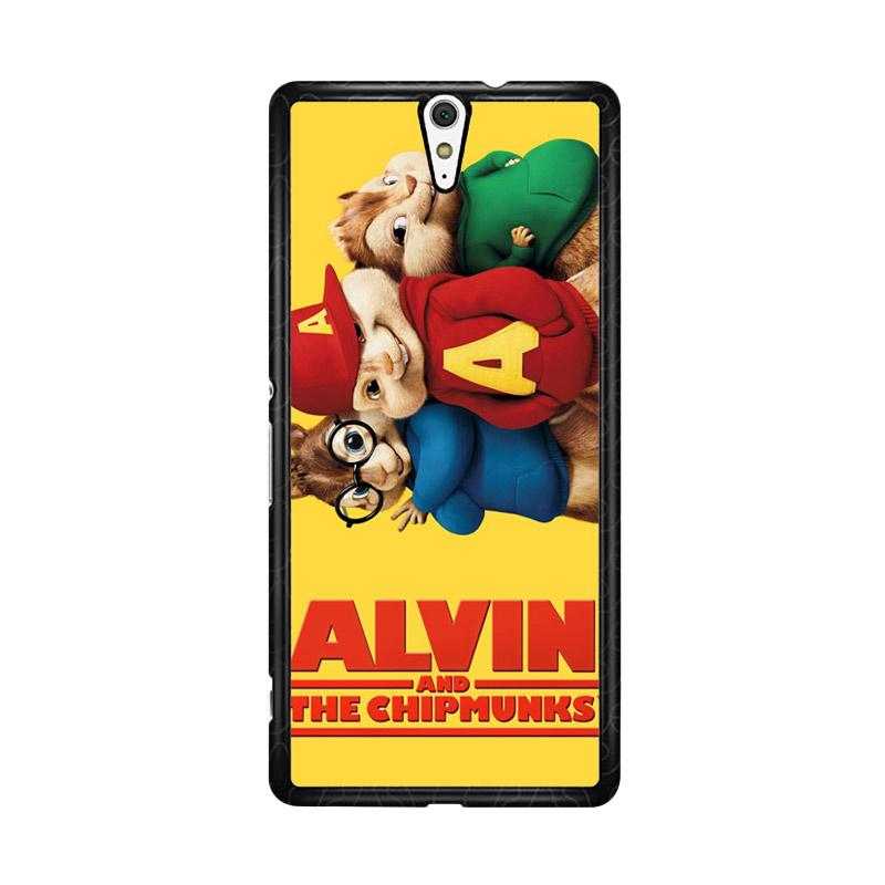 Flazzstore Alvin And The Chipmunks F0267 Custom Casing for Sony Xperia C5 Ultra