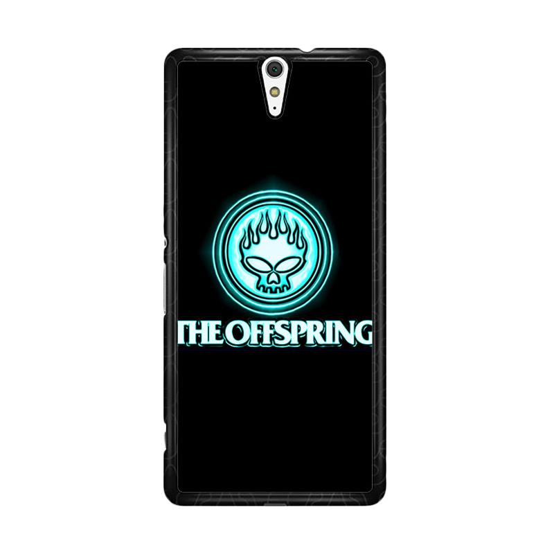 Flazzstore The Offspring Logo Z0787 Custom Casing for Sony Xperia C5 Ultra