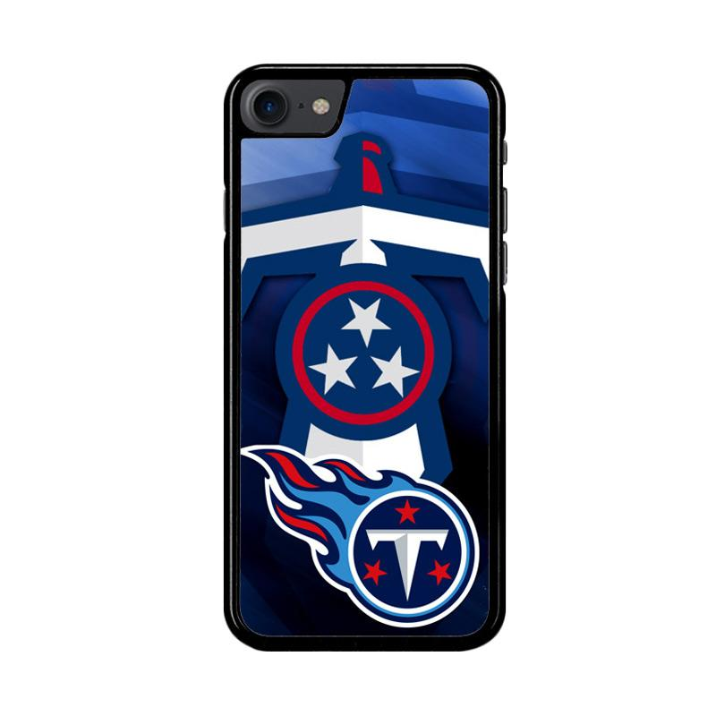 Flazzstore Tennessee Titans Z3007 Custom Casing for iPhone 7 or 8