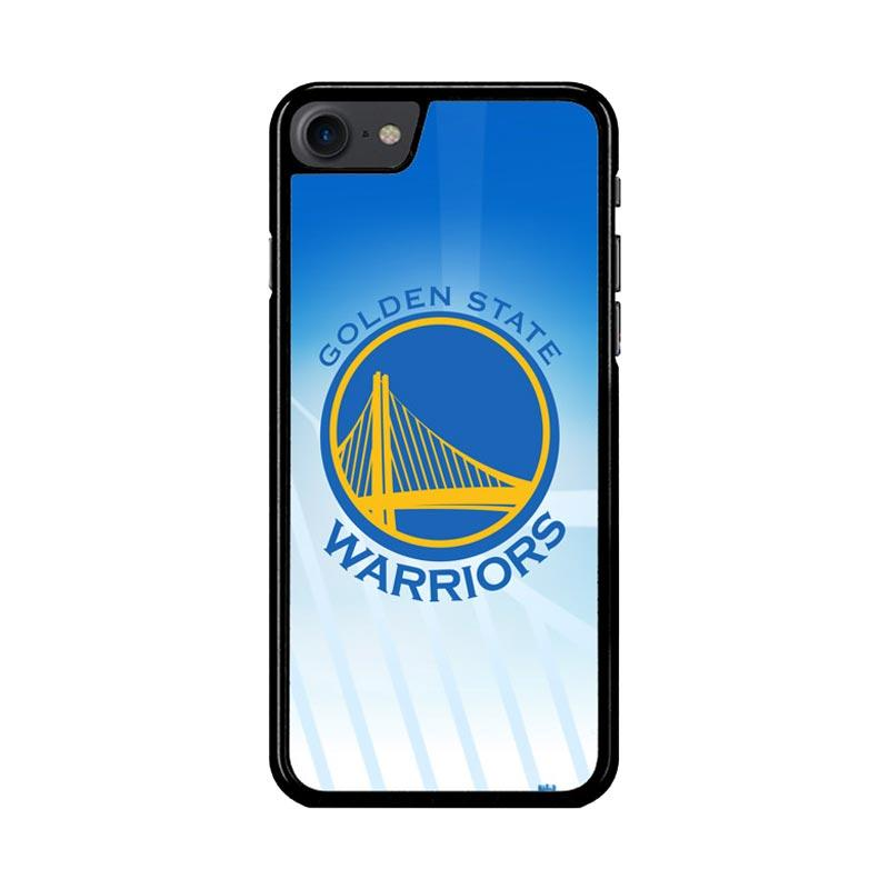 Flazzstore Golden State Warriors Z3282 Custom Casing for iPhone 7 or 8