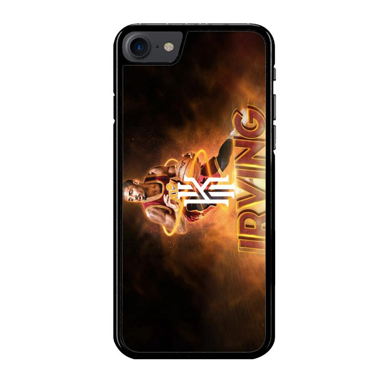 Flazzstore Kyrie Irving Fire Z3893 Custom Casing for iPhone 7 or iPhone 8