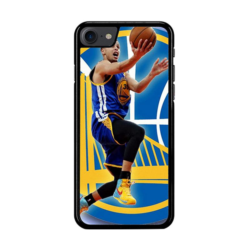 Flazzstore Stephen Curry Z4049 Custom Casing for iPhone 7 or 8