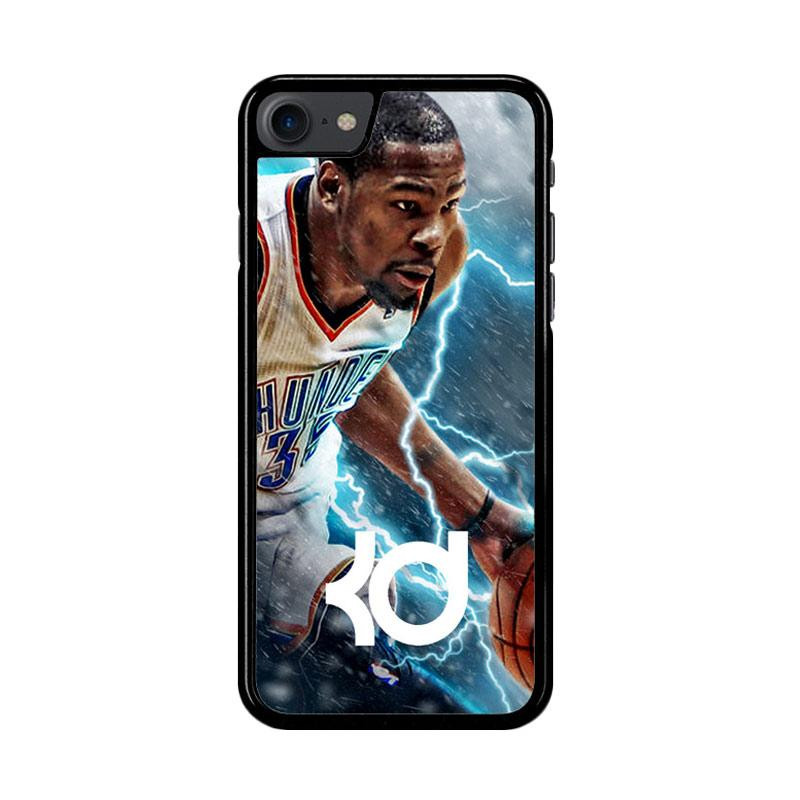 Flazzstore Kevin Durant Logo Z4060 Custom Casing for iPhone 7 or iPhone 8