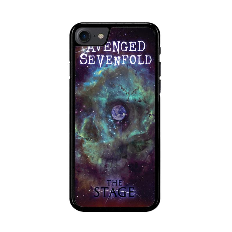 Flazzstore Avenged Sevenfold The Stage Z4091 Custom Casing for iPhone 7 or 8