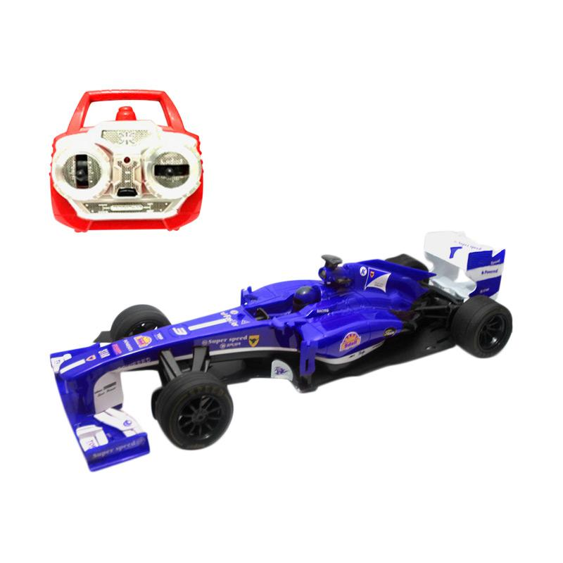 Power RC Formula 1 V Turbo Mainan Remote Control