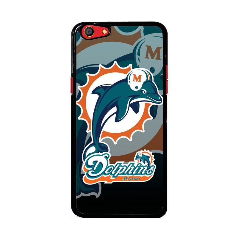 Flazzstore Miami Dolphins Nfl Z3270 Custom Casing for Oppo F3
