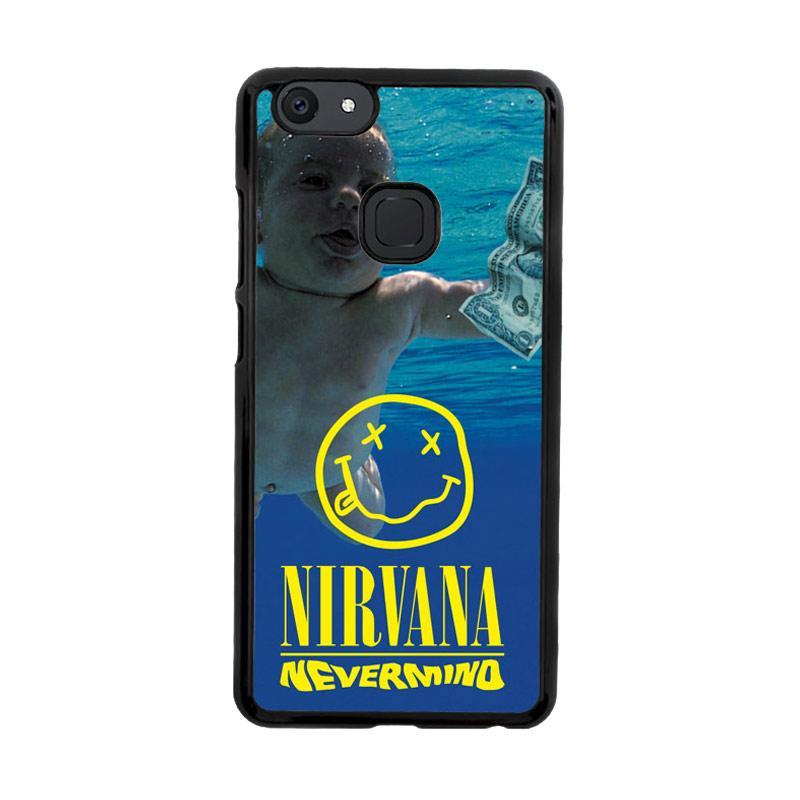 Flazzstore Nirvana Nevermind Z2861 Custom Casing for Vivo V7 Plus
