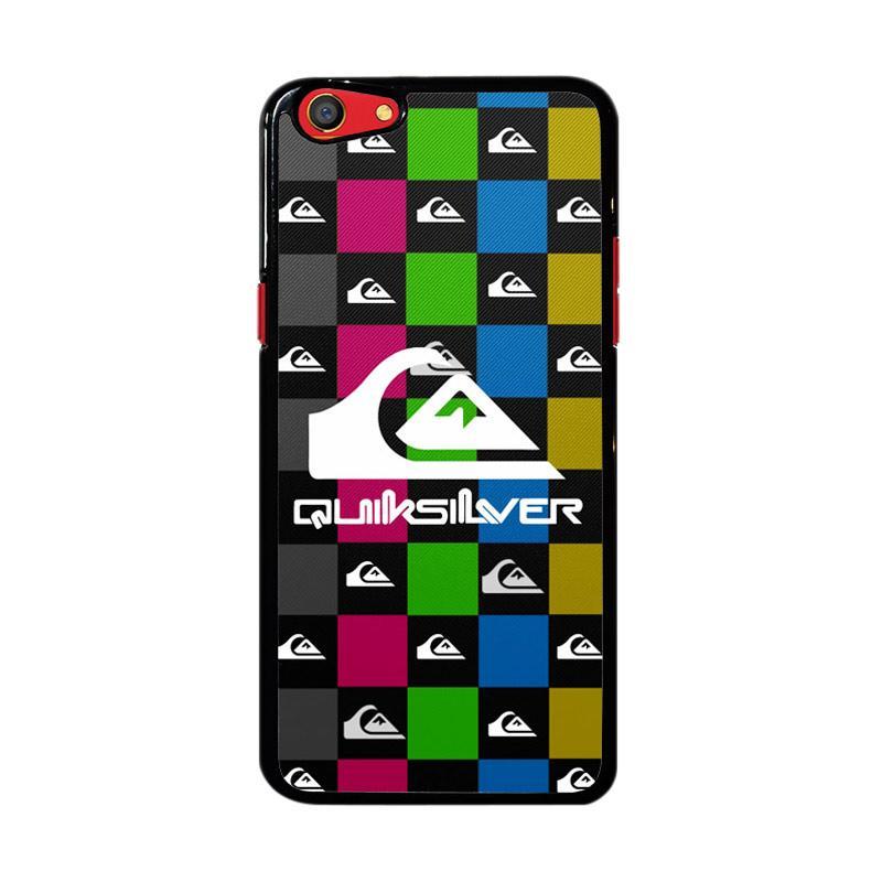 Flazzstore Quiksilver Logo Z3315 Custom Casing for Oppo F3