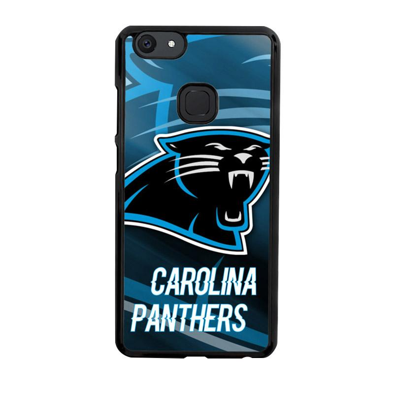 Flazzstore Carolina Panthers Z3023 Custom Casing for VIVO V7 Plus