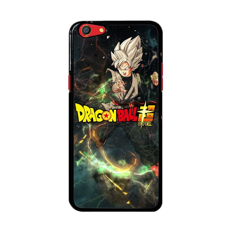 Flazzstore Black Goku Dragon Ball Zuper Z3964 Custom Casing for Oppo F3
