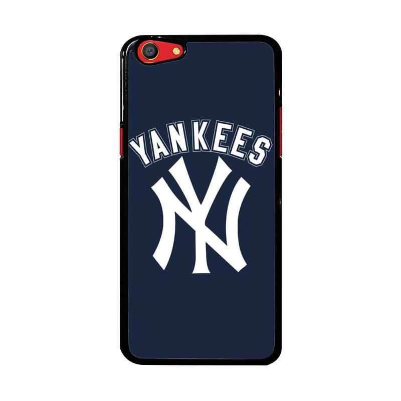 Flazzstore Mlb New York Yankees Z4124 Custom Casing for Oppo F3