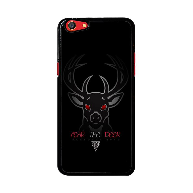 Flazzstore Fear The Deer Playoff Z4809 Custom Casing for Oppo F3