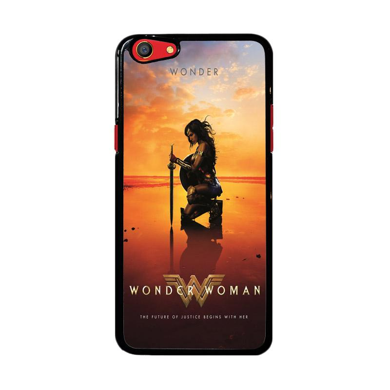 Flazzstore Wonder Woman Movie Z4975 Custom Casing for Oppo F3