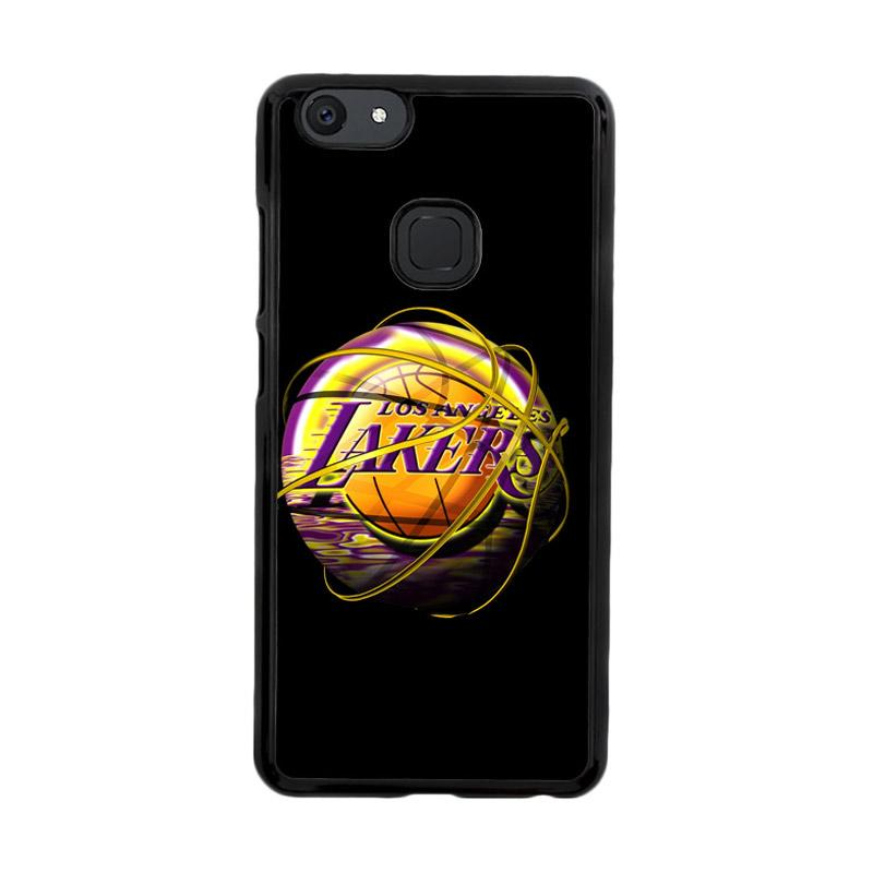 Flazzstore La Lakers Nba Z4760 Custom Casing for Vivo V7 Plus