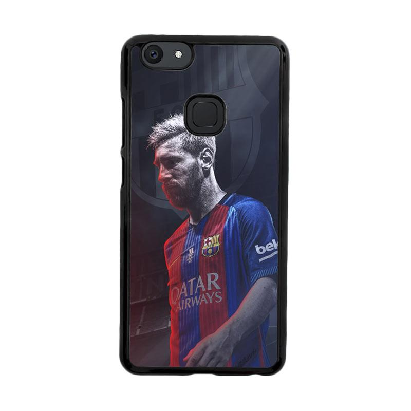 Flazzstore Lionel Messi Z4873 Custom Casing for Vivo V7 Plus