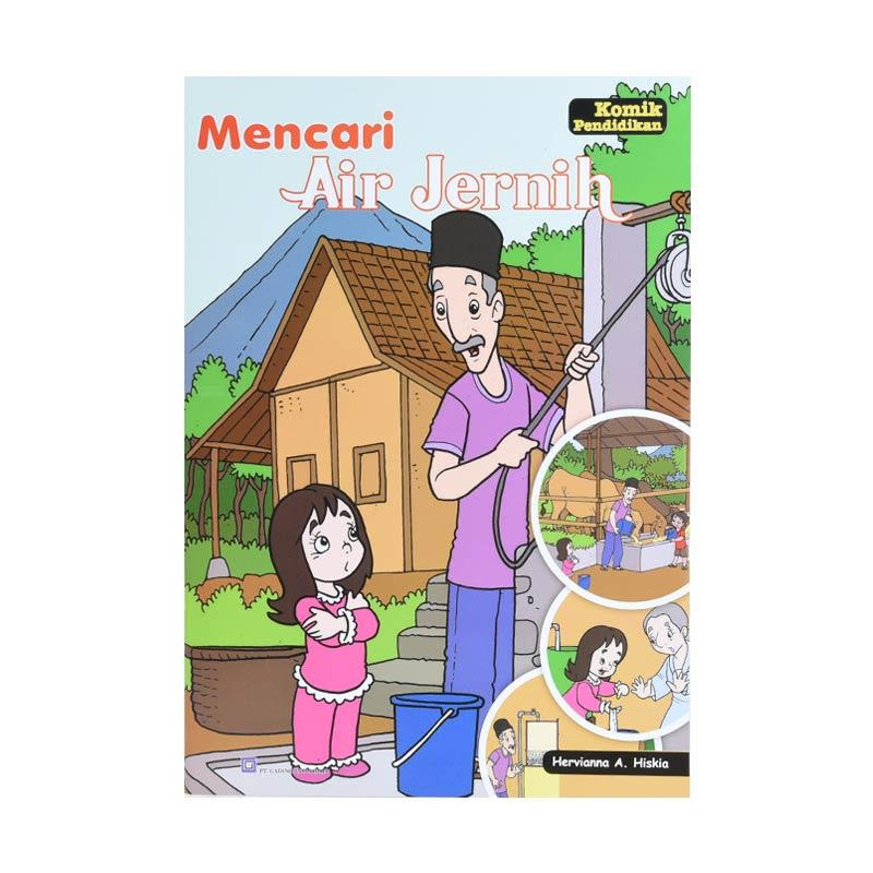 harga Nicola Mencari Air Jernih Buku Edukasi Blibli.com