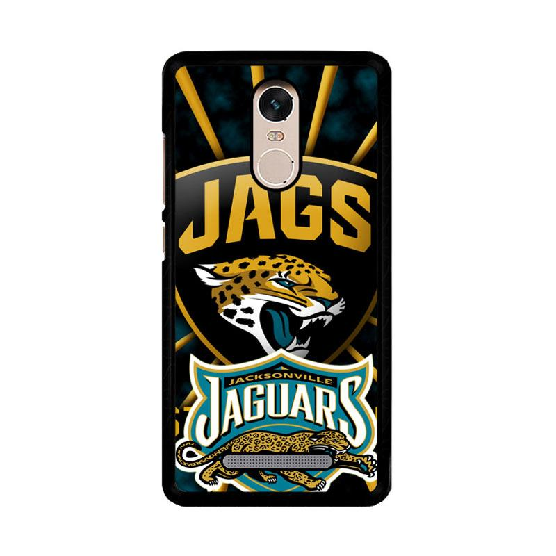 Flazzstore Jacksonville Jaguars Z3005 Custom Casing for Xiaomi Redmi Note 3 or Note 3 Pro
