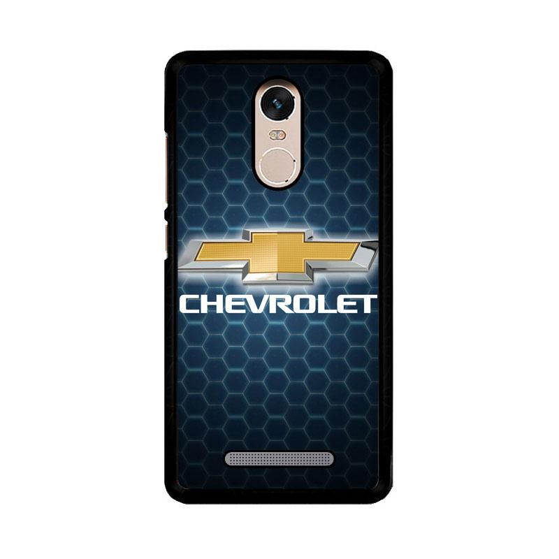 Flazzstore Chevrolet Logo Z3277 Custom Casing for Xiaomi Redmi Note 3 or Note 3 Pro