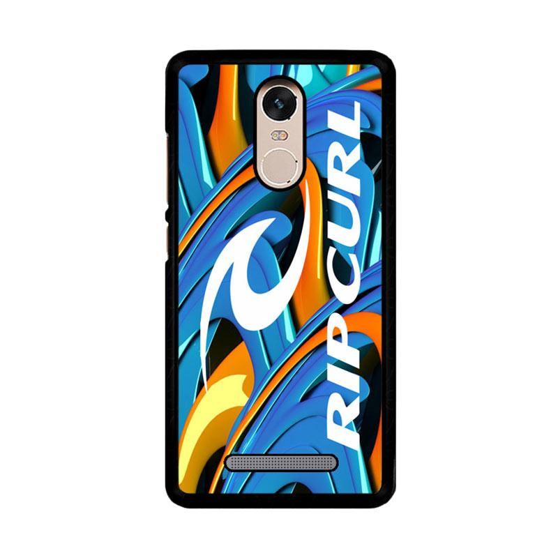 Flazzstore Rip Curl Logo Z3299 Custom Casing for Xiaomi Redmi Note 3 or Note 3 Pro