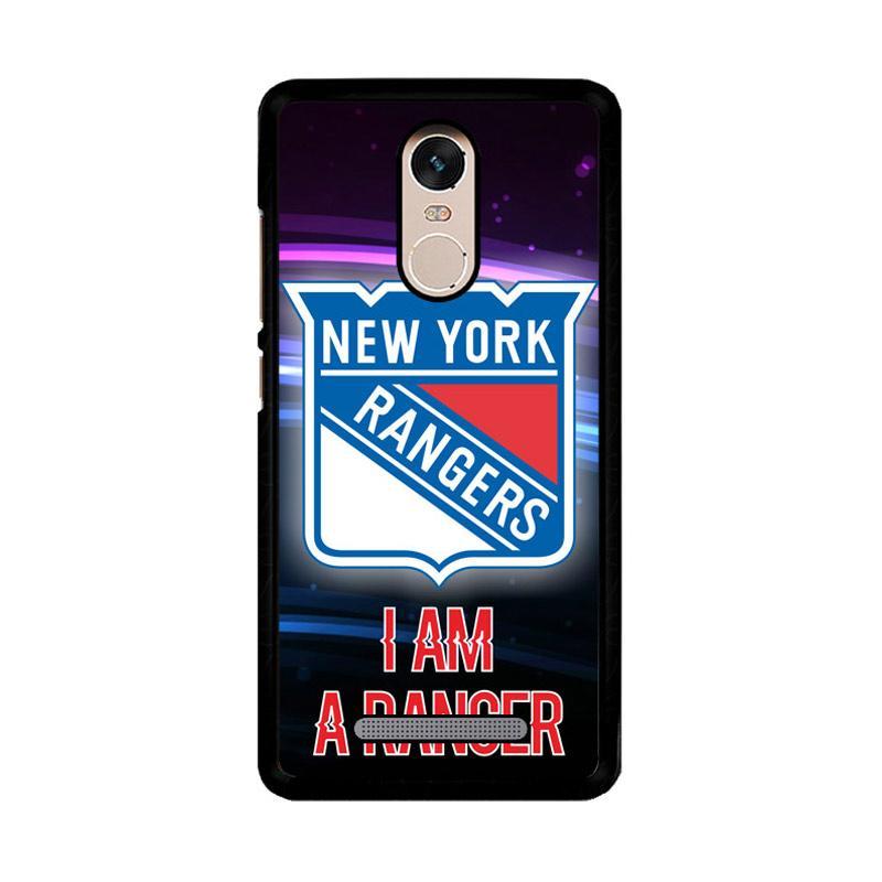 harga Flazzstore New York Rangers Z3319 Custom Casing for Xiaomi Redmi Note 3 or Note 3 Pro Blibli.com