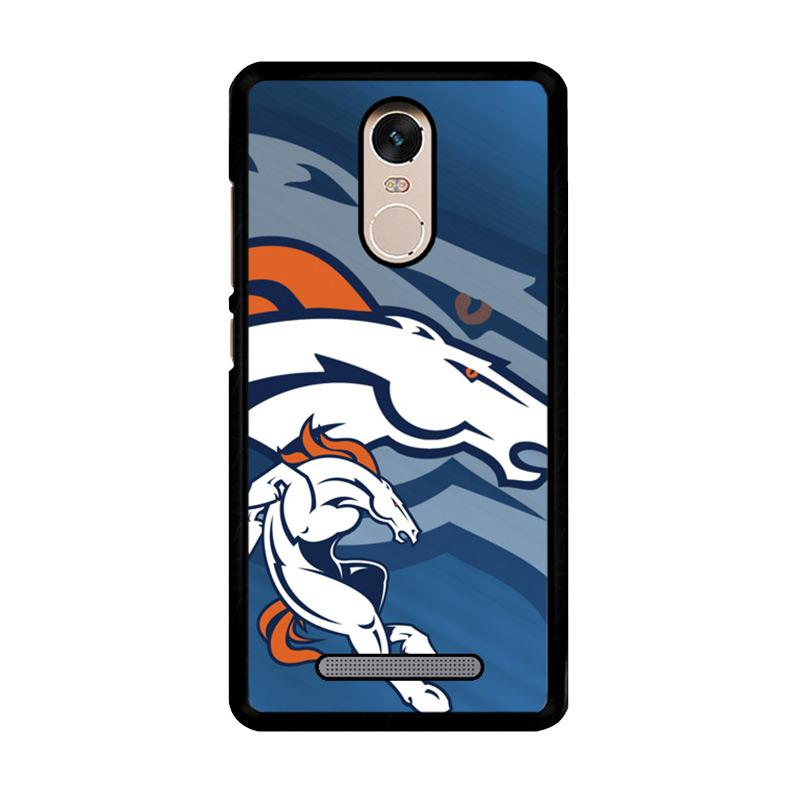 Flazzstore Broncos Denver Z3364 Custom Casing for Xiaomi Redmi Note 3 or Note 3 Pro