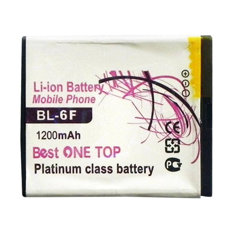 Best One BP-6F Baterai for Nokia 0N78/N79/N95