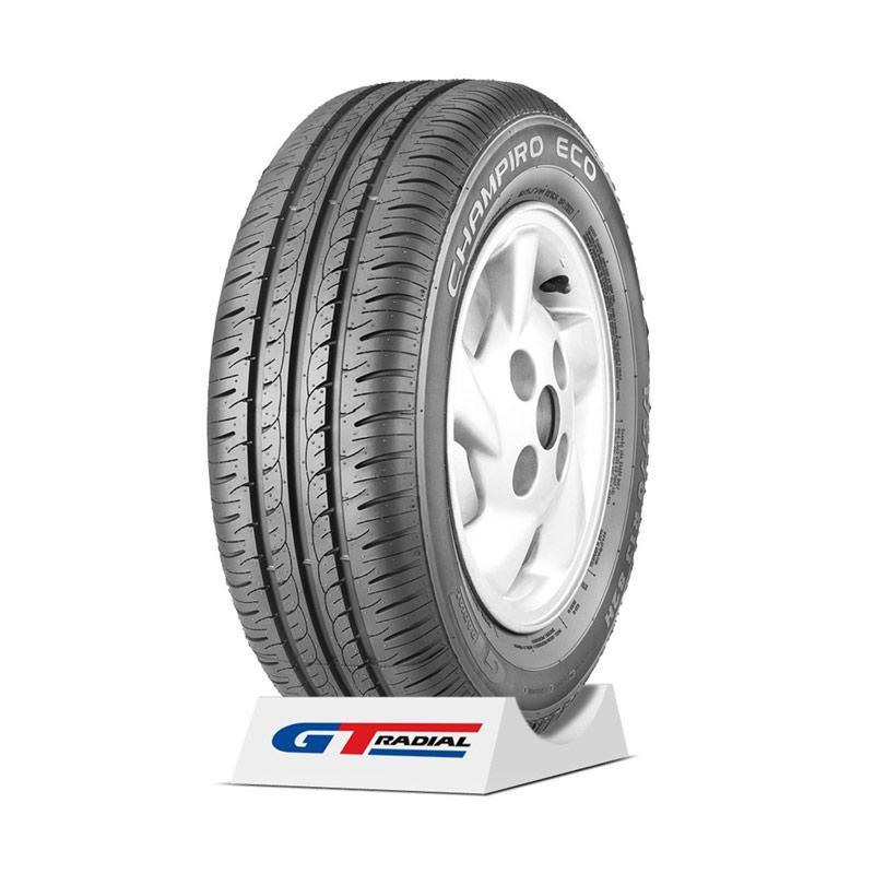 GT Radial Champiro Eco Ban Mobil [145/80-R13/Gratis Pasang]
