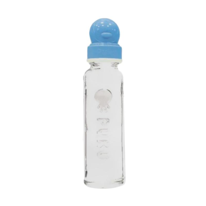 Puku P10105 Botol Susu - Blue [240 cc]