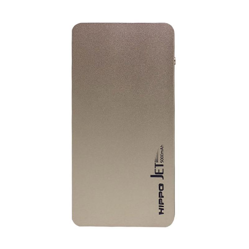 Hippo Jet Powerbank - Gold [5000 mAh/Simple Pack]