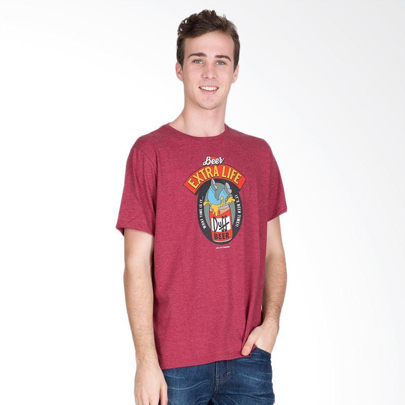 Tendencies Extra Life T-shirt Pria