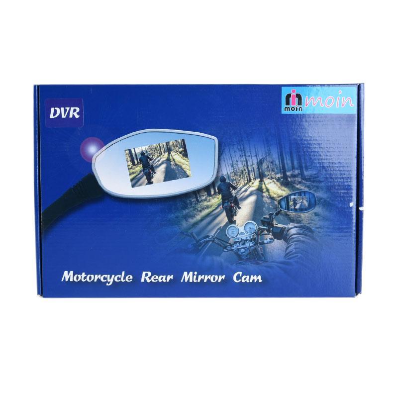 Moin MJ01 Motorycle Rear Mirror Camera